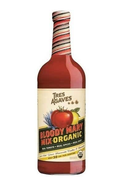 Tres Agaves Bloody Mary Mix - Grapes & Hops Deli