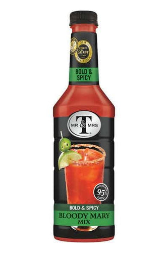 Mr & Mrs T Bold & Spicy Bloody Mary Mix - Grapes & Hops Deli