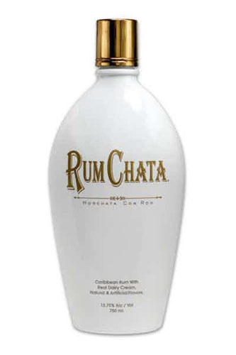 RumChata Horchata Con Ron Cream Liqueur - Grapes & Hops Deli