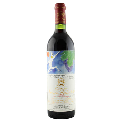 Chateau Mouton Rothschild 1982 - Grapes & Hops Deli