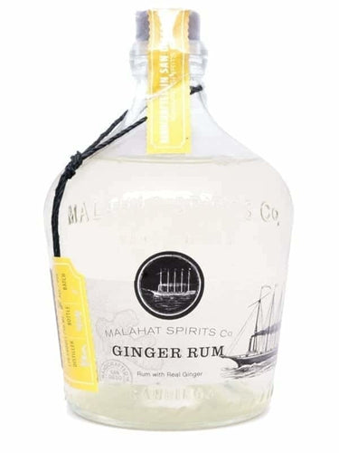 Malahat Ginger Rum - Grapes & Hops Deli