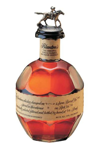 Blanton's Single Barrel Bourbon - Grapes & Hops Deli