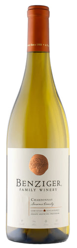 Benziger Sonoma County Chardonnay 2017 - Grapes & Hops Deli