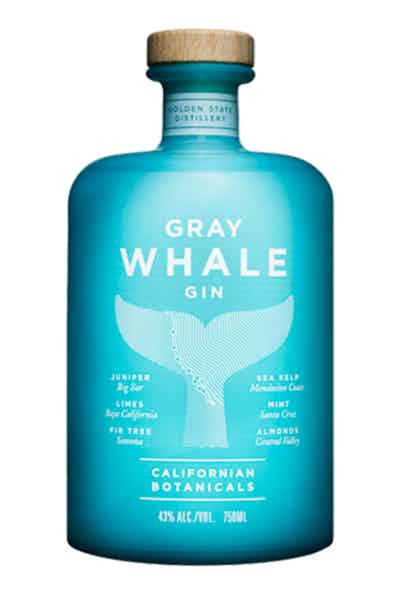 Gray Whale Gin - Grapes & Hops Deli