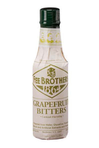 Fee Brothers Grapefruit Bitters - Grapes & Hops Deli