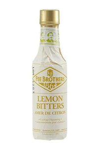 Fee Brothers Lemon Bitter - Grapes & Hops Deli