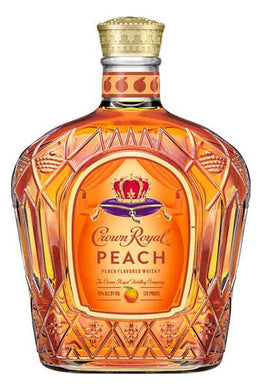 Crown Royal Peach Limited Edition - Grapes & Hops Deli