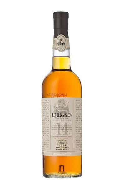 Oban Single Malt 14 year - Grapes & Hops Deli