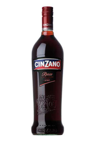 Cinzano Rosso Sweet Vermouth - Grapes & Hops Deli