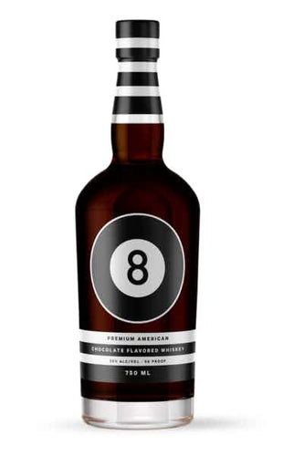 8-Ball Chocolate Whiskey - Grapes & Hops Deli