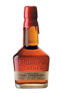 Maker's Mark Cask Strength Kentucky Straight Bourbon Whisky - Grapes & Hops Deli