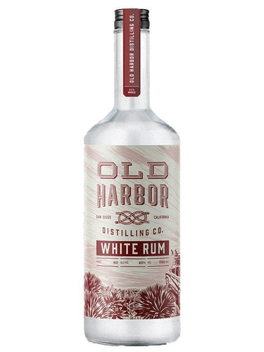 Old Harbor White Rum - Grapes & Hops Deli