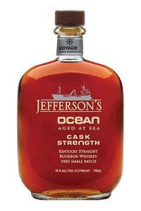Jefferson's Ocean Aged at Sea Cask Strength - Grapes & Hops Deli