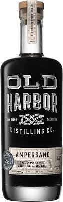 Old Harbor Ampersand Cold Pressed Coffee Liqueur - Grapes & Hops Deli