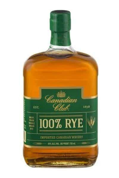 Canadian Club 100% Rye - Grapes & Hops Deli