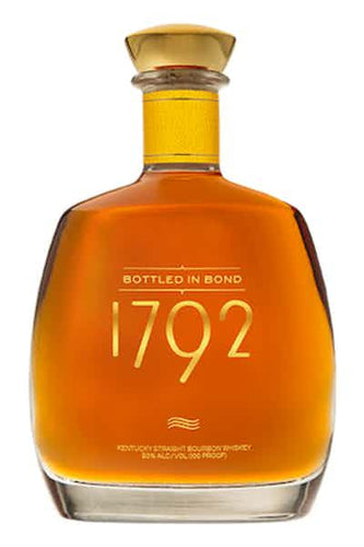1792 Bottled in Bond Straight Bourbon Whiskey - Grapes & Hops Deli