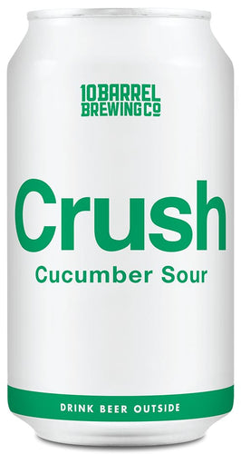 10Barrel Brewing Crush Cucumber Sour - Grapes & Hops Deli