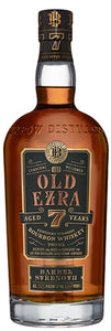 Ezra Brooks Old Ezra Barrel Strength Kentucky Straight Bourbon Whiskey