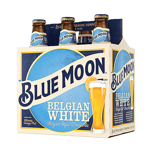 Blue Moon Belgian White - Grapes & Hops Deli