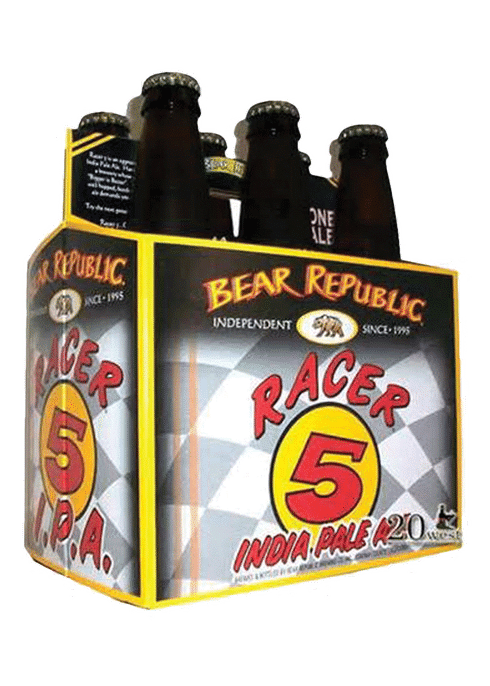 Bear Republic Racer 5 IPA - Grapes & Hops Deli