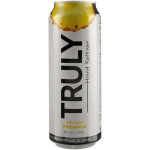 Truly Hard Seltzer Pineapple - Grapes & Hops Deli