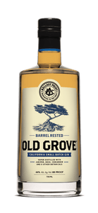 Old Grove Barrel Rested Gin - Grapes & Hops Deli