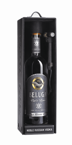 Beluga Gold Line Noble Russian Vodka - Grapes & Hops Deli