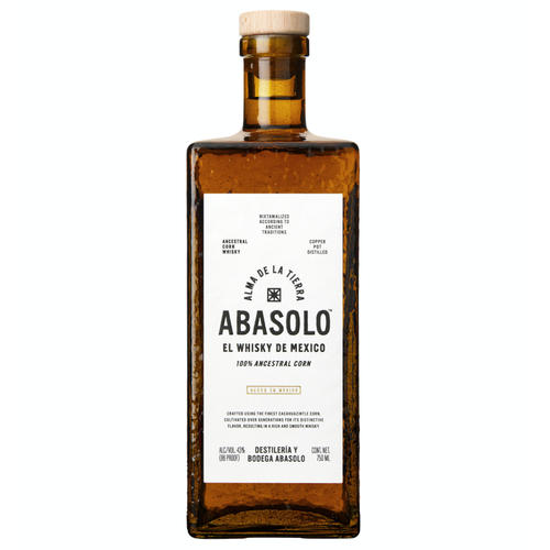Abasolo El Whiskey De Mexico - Grapes & Hops Deli