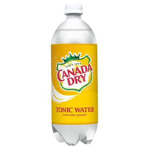 Canada Dry Tonic Water 1L - Grapes & Hops Deli