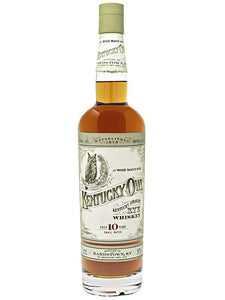 Kentucky Owl Straight Rye Whiskey Aged 10 Years Small Batch #3