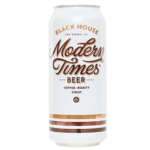 Modern Times Black House Coffee Roasty Stout - Grapes & Hops Deli