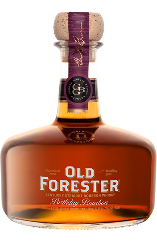Old Forester 11 Year Birthday Bourbon - Grapes & Hops Deli