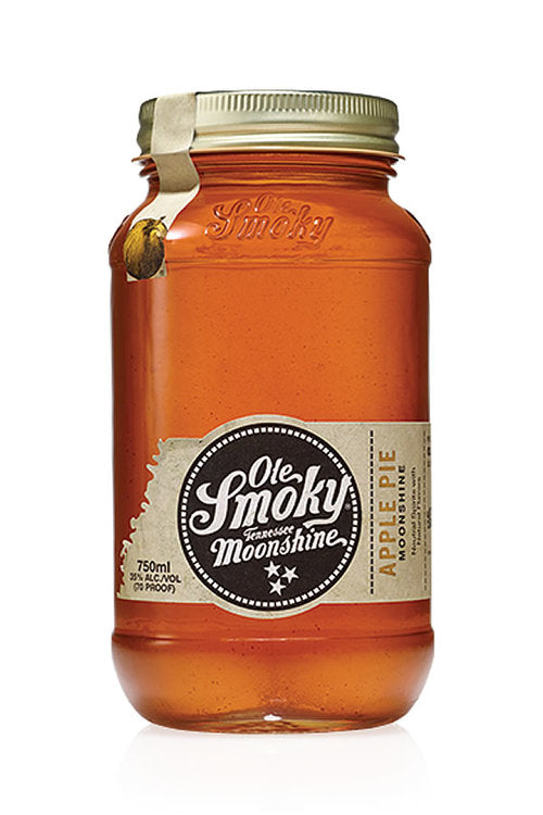 Ole Smoky Apple Pie Moonshine - Grapes & Hops Deli