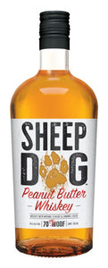 Sheep Dog Peanut Butter Whiskey 70 Woof - Grapes & Hops Deli