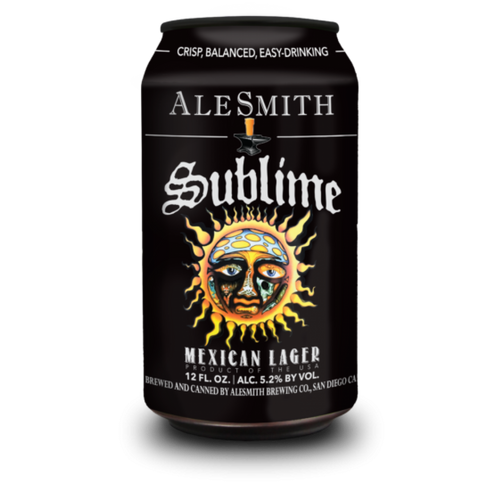 AleSmith Sublime MEXICAN Lager - Grapes & Hops Deli