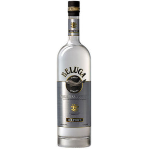 Beluga Finest Quality Noble Russian Vodka Export - Grapes & Hops Deli