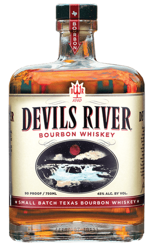 Devils River Small Batch Texas Bourbon Whiskey - Grapes & Hops Deli
