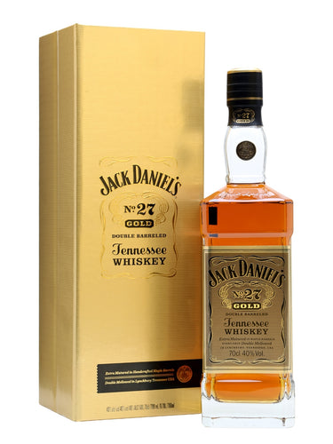 Jack Daniels Gold Double Barreled Tennessee Whiskey - Grapes & Hops Deli