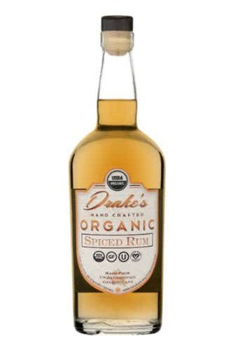 Drake's Handcrafted Organic Spiced Rum - Grapes & Hops Deli
