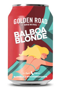 Golden Road Brewing Balboa Blonde - Grapes & Hops Deli