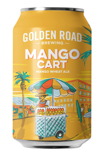 Golden Road Brewing Mango Cart - Grapes & Hops Deli