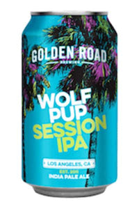 Golden Road Brewing Wolf Pup Session IPA - Grapes & Hops Deli