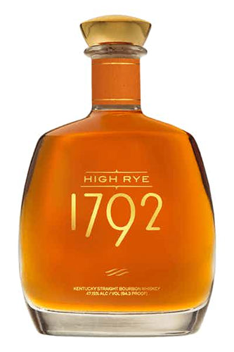 1792 High Rye Kentucky Straight Bourbon Whiskey - Grapes & Hops Deli