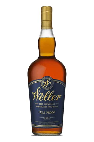W.L. Weller The Original Wheated Bourbon Full Proof