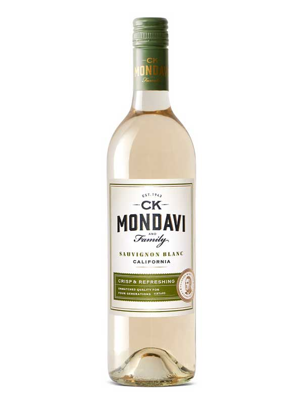 CK Mondavi and Family Sauvignon Blanc - Grapes & Hops Deli