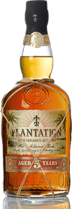 Plantation Barbados Rum Aged 5 Years - Grapes & Hops Deli