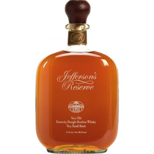 Jefferson's Reserve Very Old Kentucky Straight Bourbon Whiskey Very Small Batch - Grapes & Hops Deli