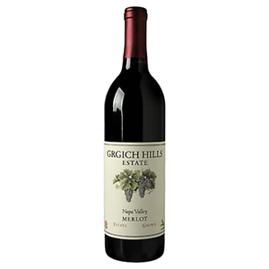 Gregich Hills Estate Napa Valley Merlot Estate 2016 Grown