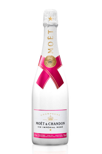 Moet & Chandon Ice Imperial Rose Champagne - Grapes & Hops Deli