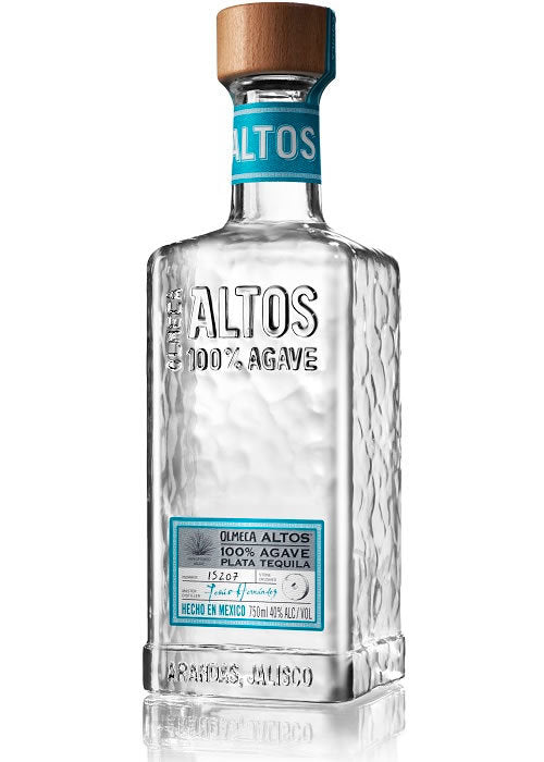 Olmeca Altos Plata Tequila - Grapes & Hops Deli
